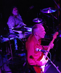 Robin Trower and Pete Thompson